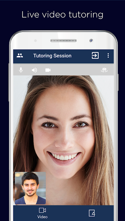 myarea 1-on-1 Private Lessons Mobile App