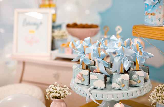 Baby Shower Caterer
