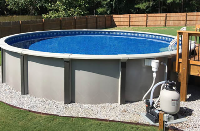 Above Ground Pool Companies